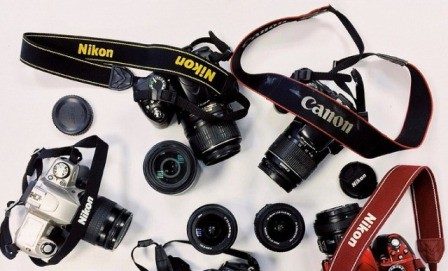 camera list view