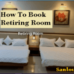 how to book retiring room