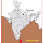 chauri chaura on map