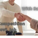 less competition govt job