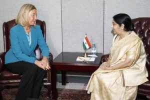 Foreign minister of india